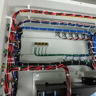 大型船舶用電機の信号集電ユニット