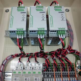 産業機器配電ユニット